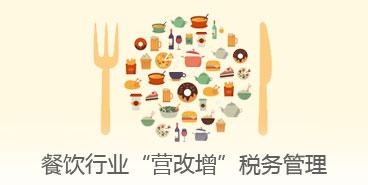 """餐饮行业""""营改增""""发票管理"""